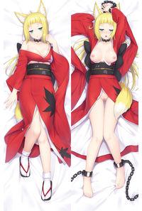 ダンジョンに出会いを求めるのは間違っているだろうか サンジョウノ・春姫 抱き枕カバーB【オマケ付】