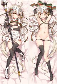 Fate/GrandOrder+ジャンヌ・ダルク・オルタ・サンタ・リリィ 抱き枕カバー【0626】