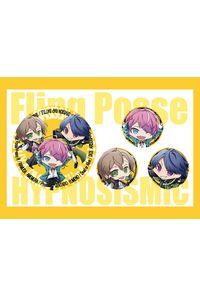 【ヒプマイ】ディビジョン缶バッジ(Fling Posseセット)