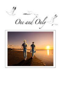 """ケープコッド写真&イラスト集 """"One and Only"""""""