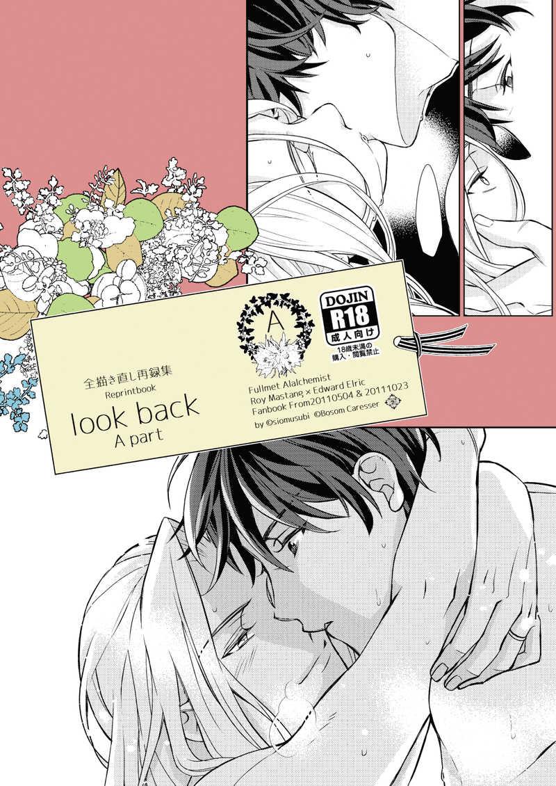 look back -A part-  [しおむすび(木下まひる)] 鋼の錬金術師
