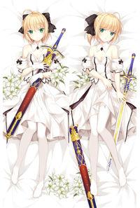 Fate/Grand Order セイバー・リリィ 抱き枕カバーA【オマケ付】