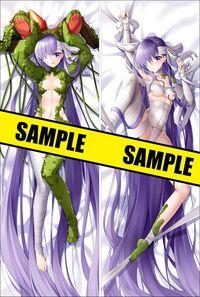 Fate/GrandOrder +キングプロテア  抱き枕カバー最新作【0862】