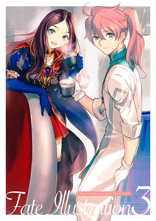 Fate Illustration Book3