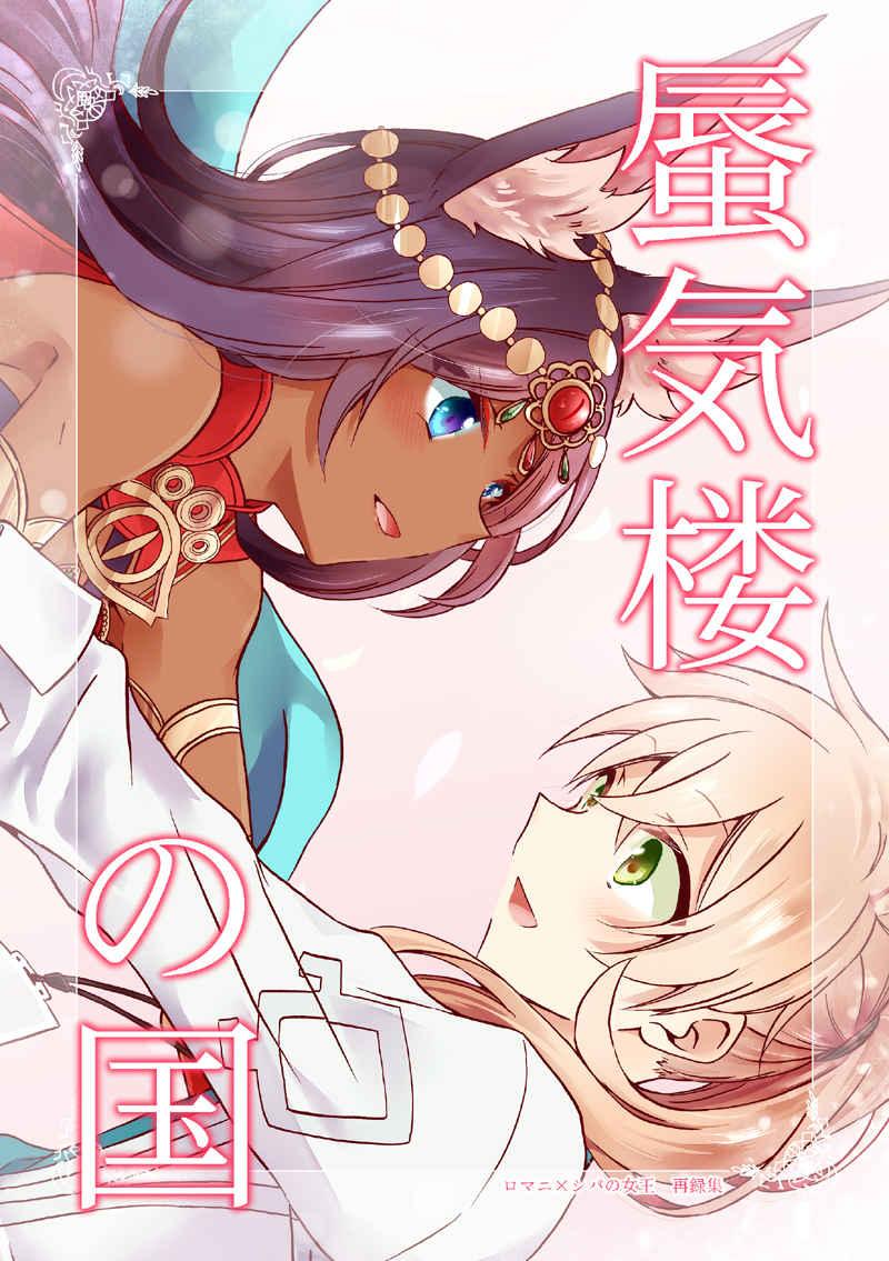 蜃気楼の国 [そうさくみるくしょっぷ(桜月つばさ)] Fate/Grand Order