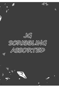 JG Scribbling Assorted