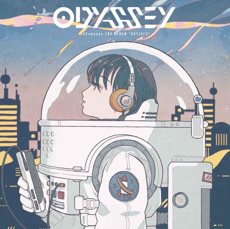 ODYSSEY [ササクレイション(有形ランペイジ)] オリジナル