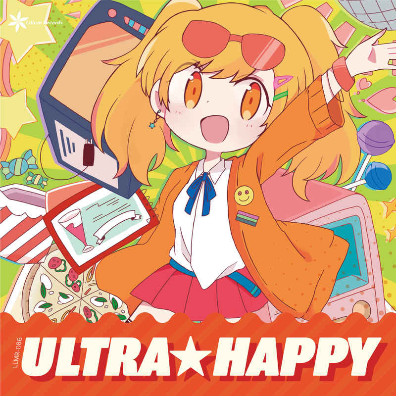 ULTRA☆HAPPY
