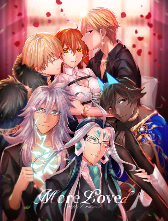 More Loved [ビーティーフライ(みきち)] Fate/Grand Order