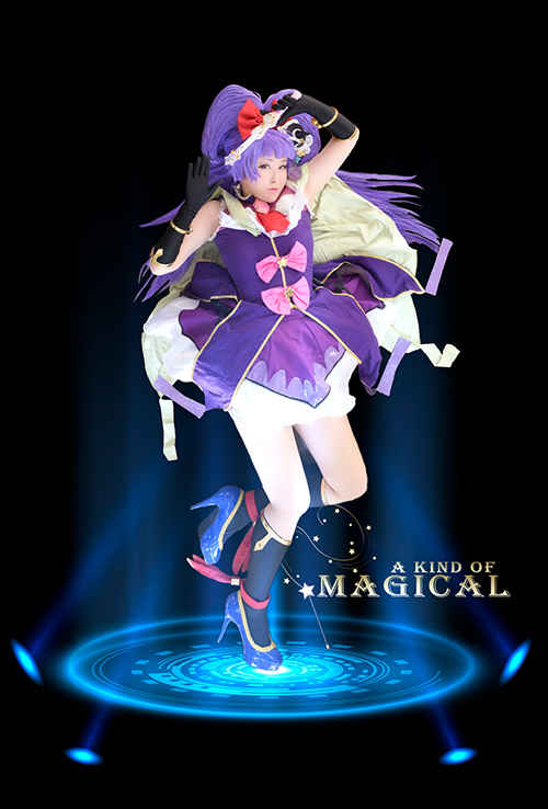 A KIND OF MAGICAL [Celestial Blue(望月 瑞菜)] プリキュア