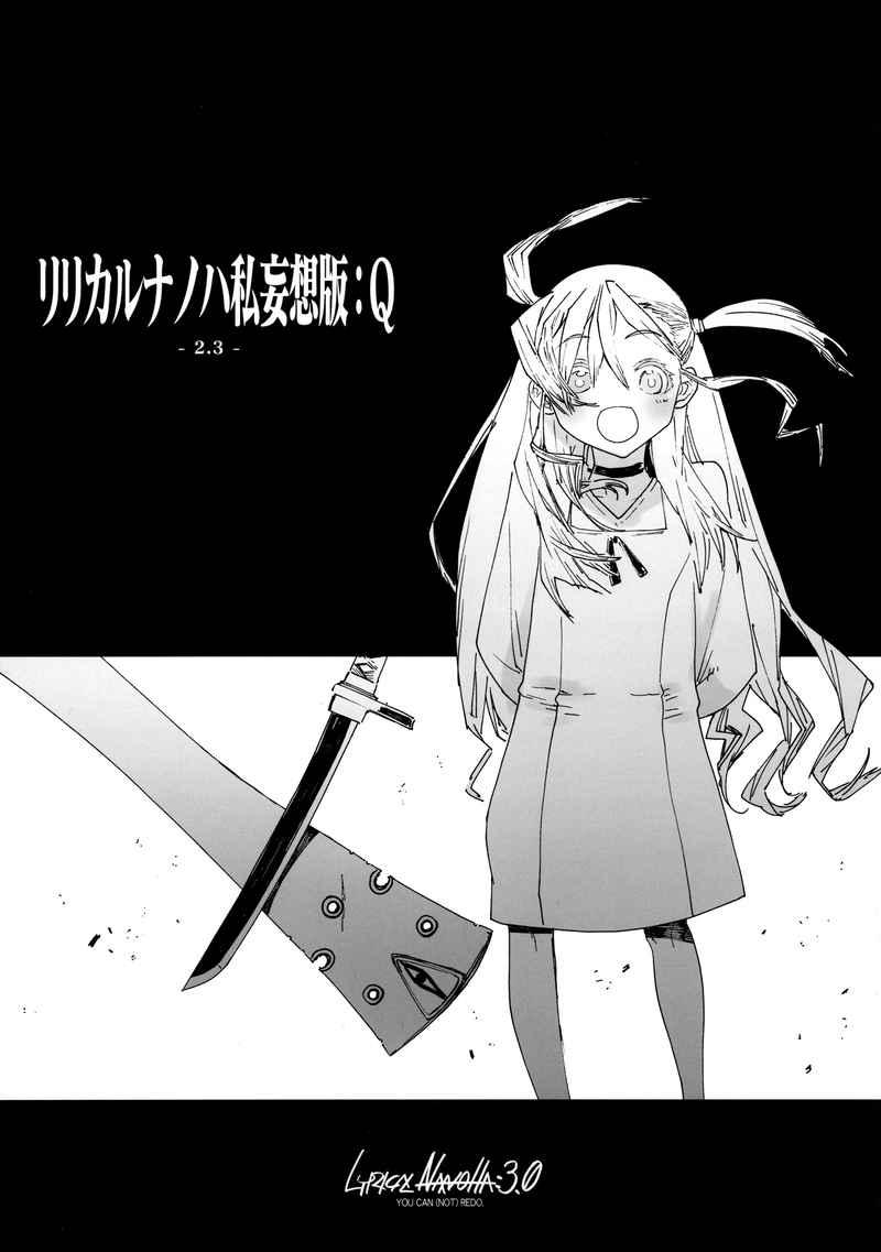 リリカルナノハ私妄想版:Q -2.3-