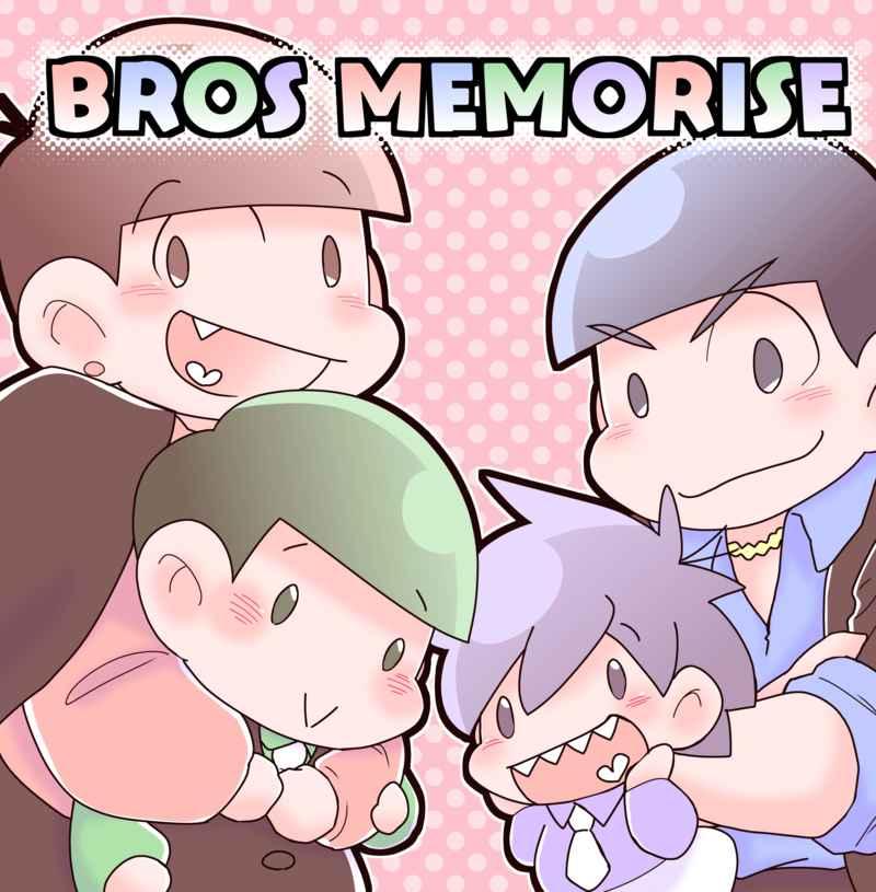 BROS MEMORIES [まみころびやおき(高村まみこ)] おそ松さん