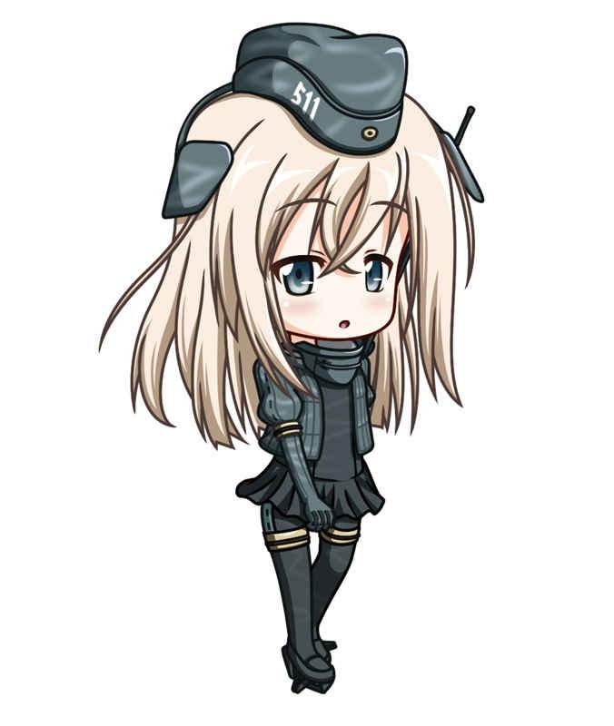 【艦これ】U-511アクリルスタンド [Convallo-stick(halogen)] 艦隊これくしょん-艦これ-