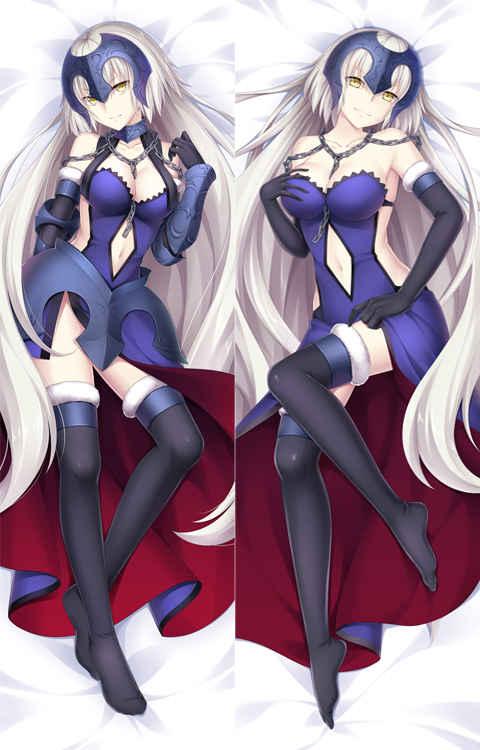 Fate/Grand Order ジャンヌ・ダルク(オルタ) 抱き枕カバーA【オマケ付】