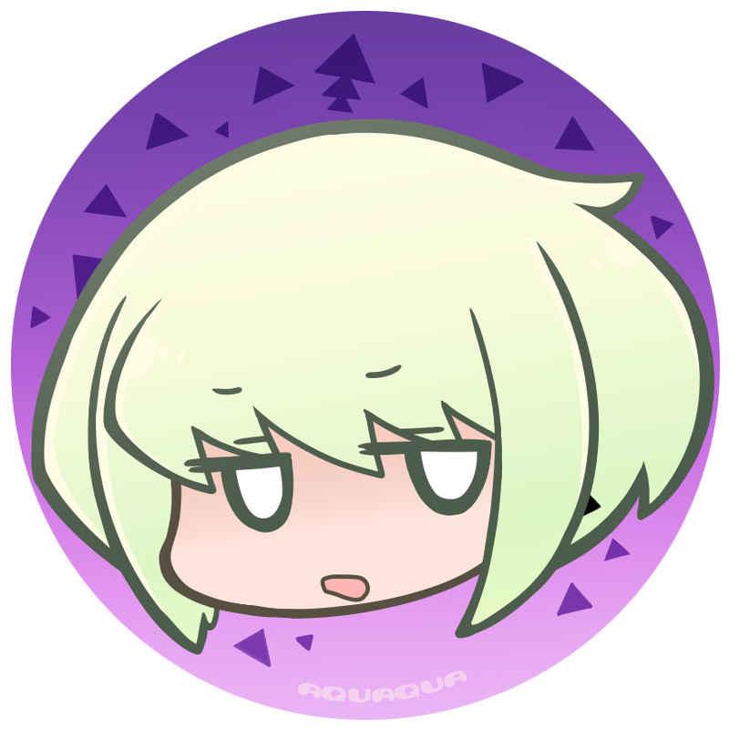 リオ缶バッジ [AQUAQUA(池田淳)] プロメア