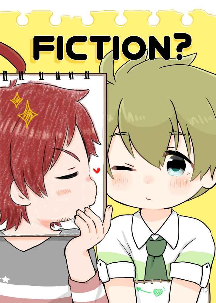 FICTION? [I's(めめ)] アイドルマスター SideM