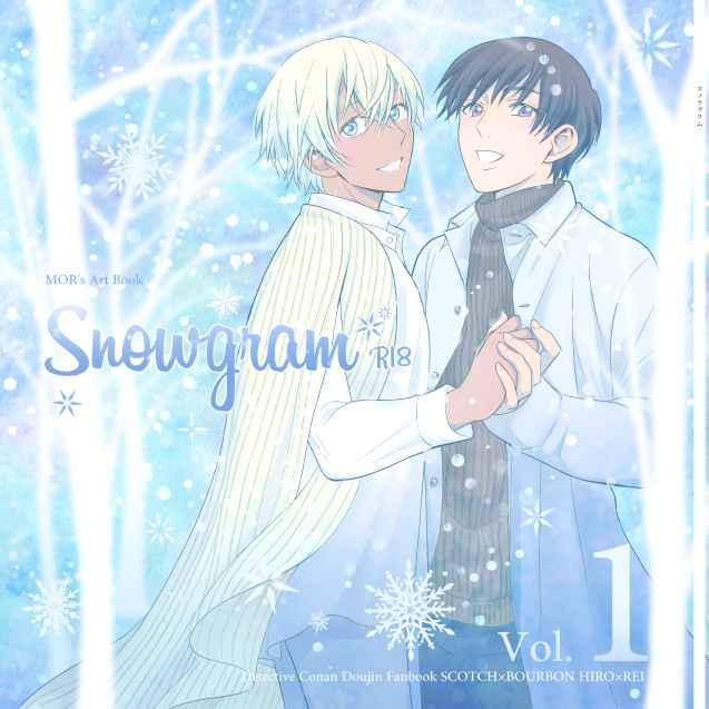 Snowgram [MOR(プリ子)] 名探偵コナン