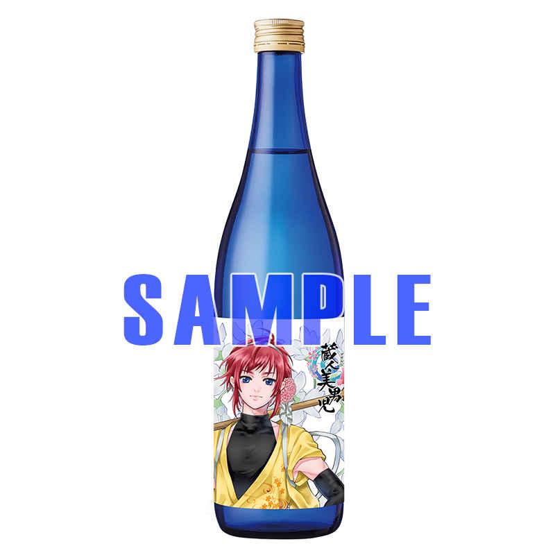 「蔵人美男児」布施神楽(絵 みやこかっく)菊池(純米吟醸酒)720ml