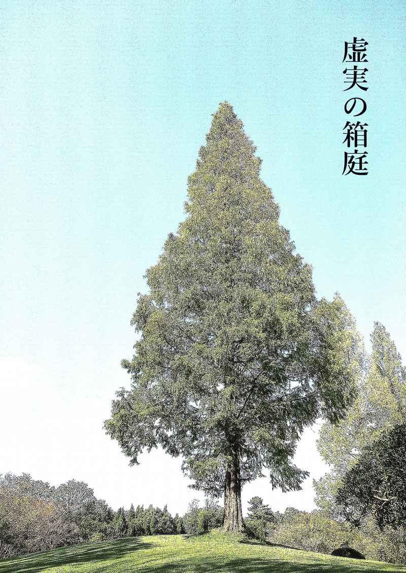 虚実の箱庭 [極彩散華(葛葉茜)] Fate/Grand Order