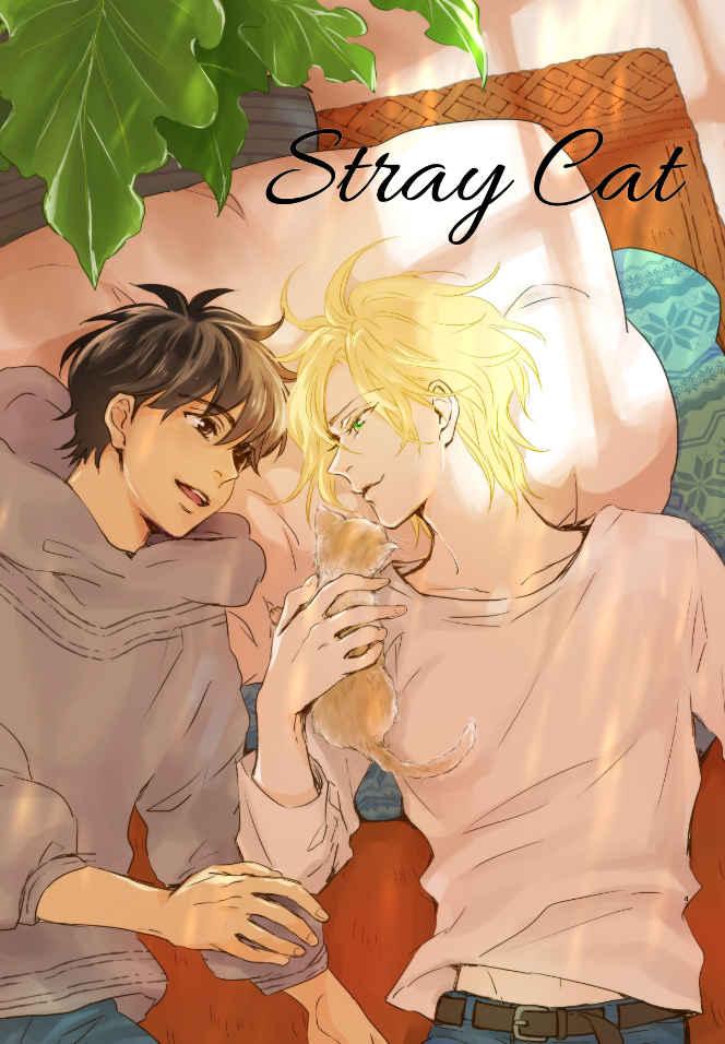 Stray Cat. [Longing Blue(コトリ)] BANANA FISH