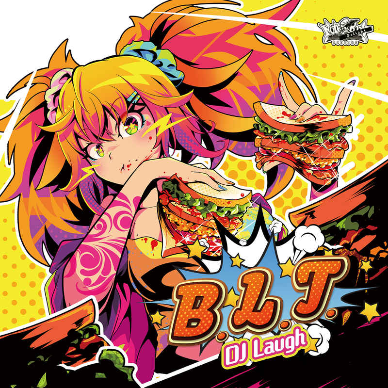 DJ Laugh / B.L.T. [Notebook Records(DJ Laugh)] オリジナル