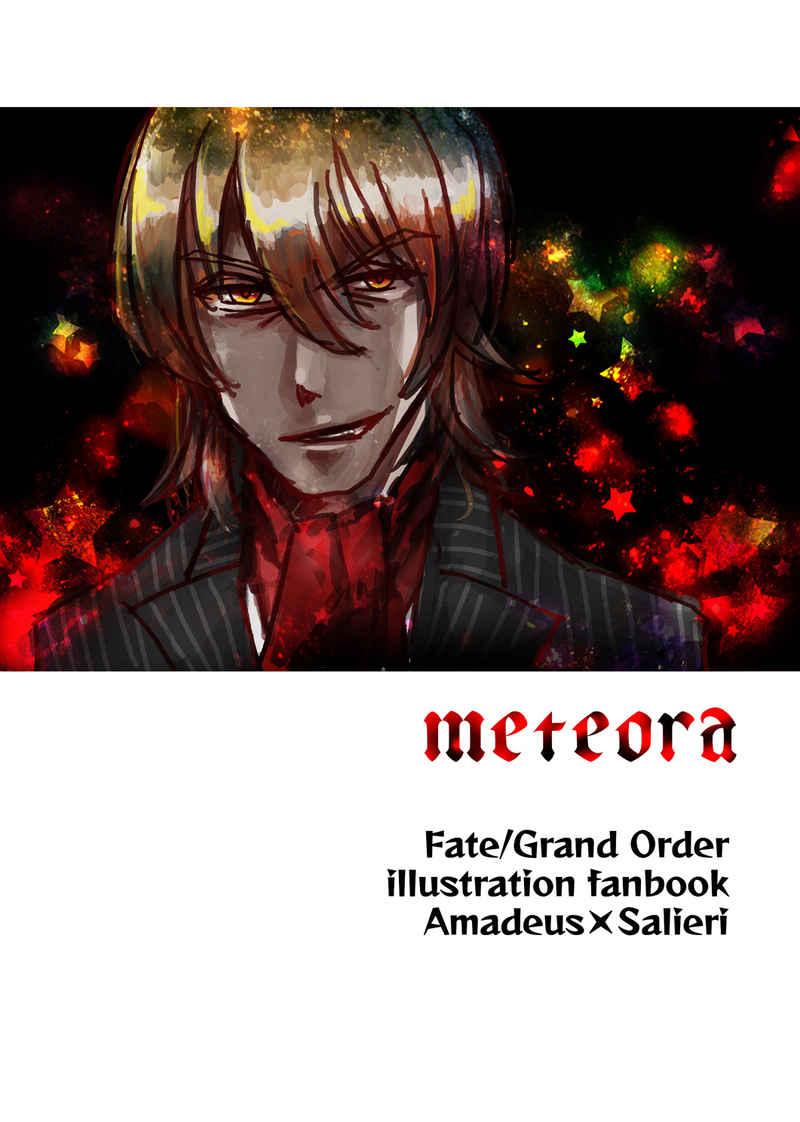 meteora [いろはこ(りゅうや)] Fate/Grand Order