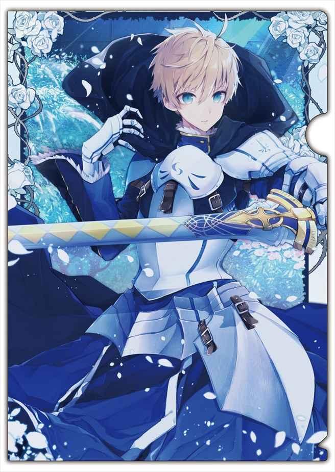 クリアファイル第8弾「アーサー・ペンドラゴン」 [逸遊団(中古アンプ)] Fate/Grand Order