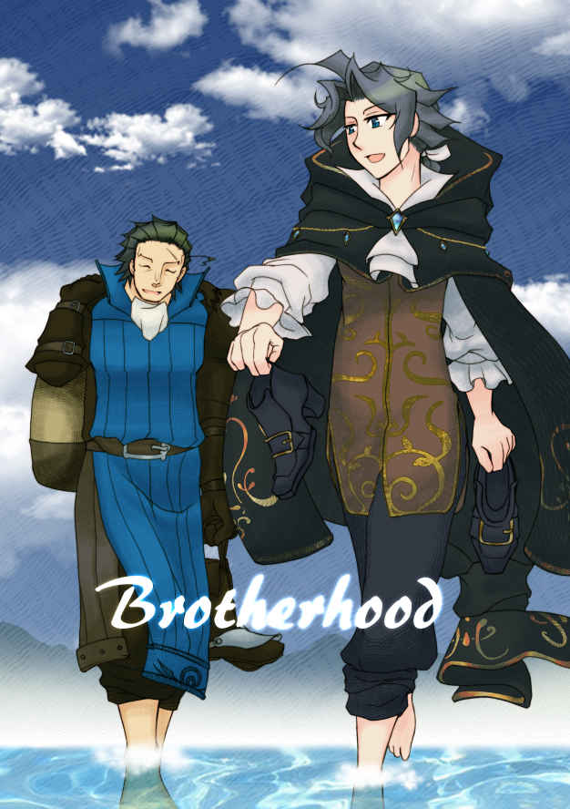 Brotherhood [タスカート瀬尾(あんも)] OCTOPATH TRAVELER