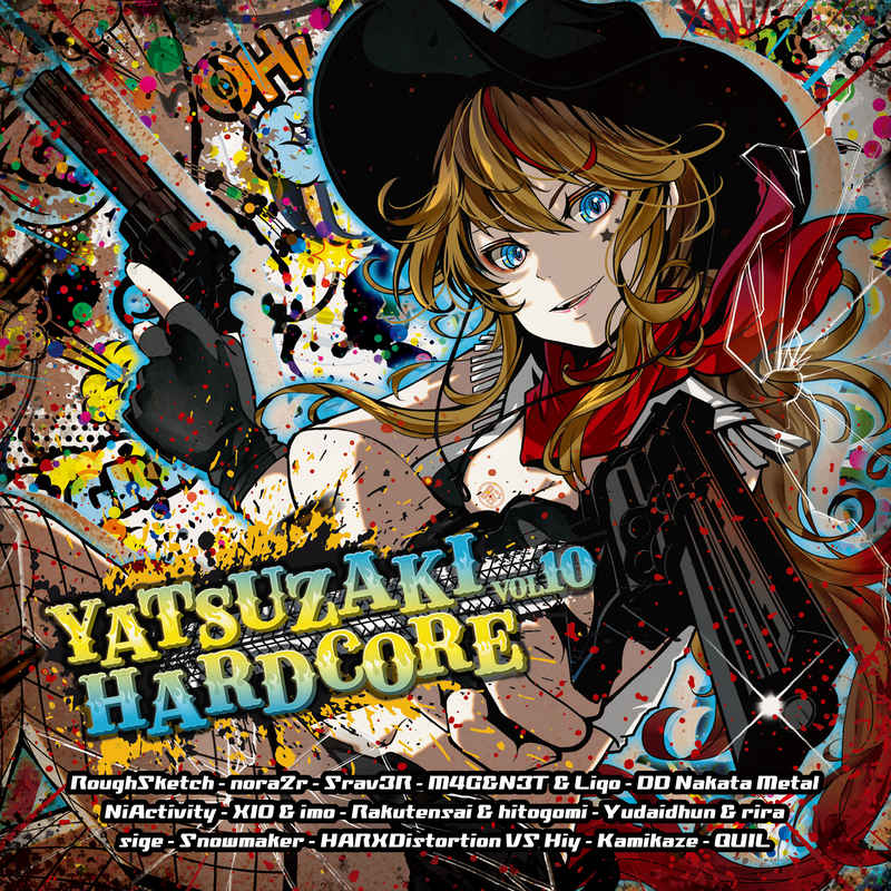 V.A. / YATSUZAKI HARDCORE VOLUME 10