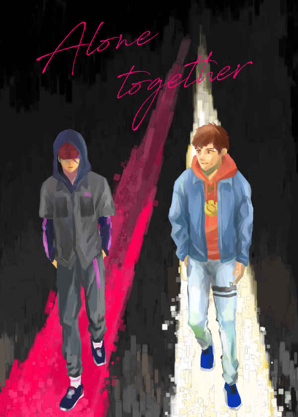 Alone Together [Out-Sider(浅葱はどり)] A3!