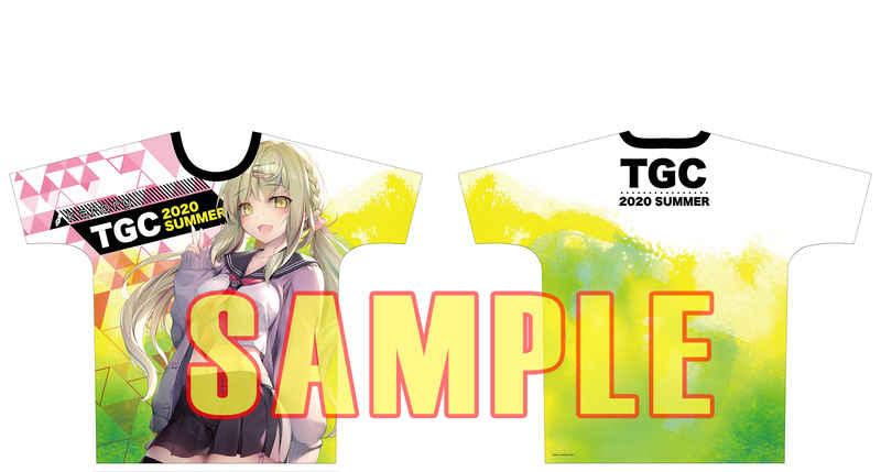 【TGC2020S】フルグラフィックTシャツ(XLサイズ)_Karory(Normal ver.) [株式会社虎の穴(Karory)] オリジナル
