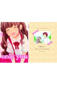 dear 紅×プリノ合同誌 only you