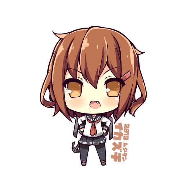駆逐艦雷 SDキャラアクリルキーホルダー [むじたん(つむじぃ)] 艦隊これくしょん-艦これ-