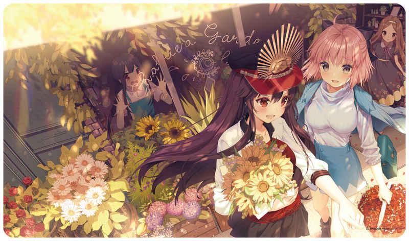 キャラクタープレイマットコレクション Fate/Grand Order vol.40 『沖田総司×織田信長』 [RINGOEN(Rosuuri)] Fate/Grand Order