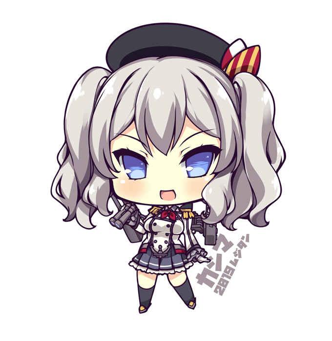 練習巡洋艦鹿島 SDキャラアクリルキーホルダー [むじたん(つむじぃ)] 艦隊これくしょん-艦これ-