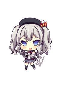 練習巡洋艦鹿島 SDキャラアクリルキーホルダー