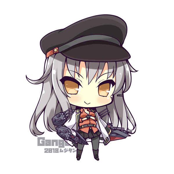 戦艦ガングート SDキャラアクリルキーホルダー