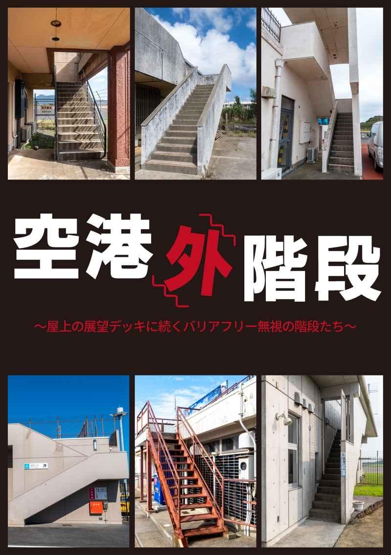 空港外階段 [東相模原研(みっぱら)] 評論・研究