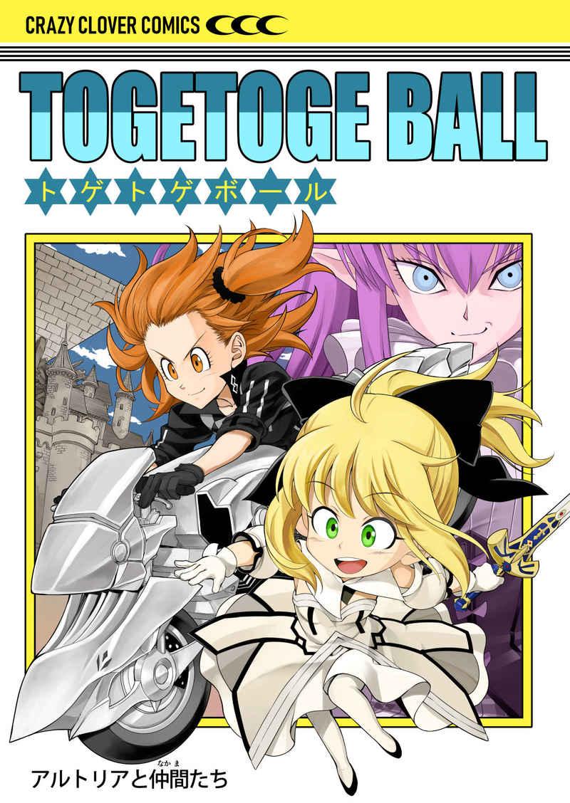 トゲトゲボール [CRAZY CLOVER CLUB(城爪草)] Fate/Grand Order