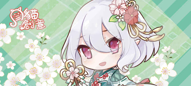 【プリンセスコネクト】布マスク  コッコロ [月猫創意(國王魚兒)] プリンセスコネクト!