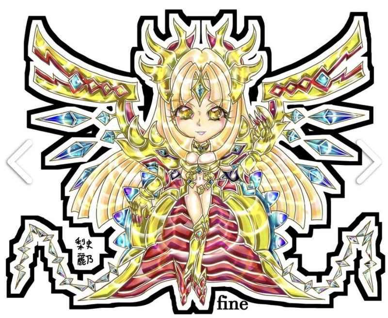 エクスドライブマグネット・フィーネ [RadiantReine(骨光環鳴)] 戦姫絶唱シンフォギア