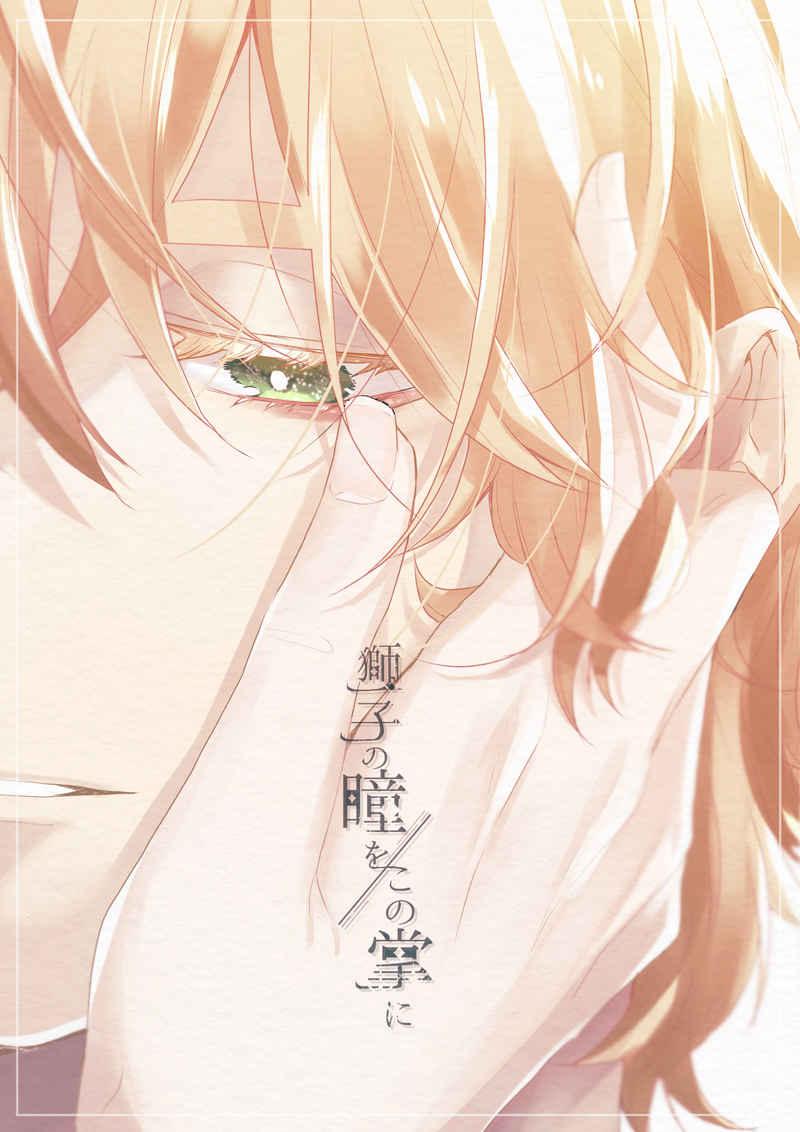 獅子の瞳をこの掌に [かるみん(浅緋)] 聖闘士星矢