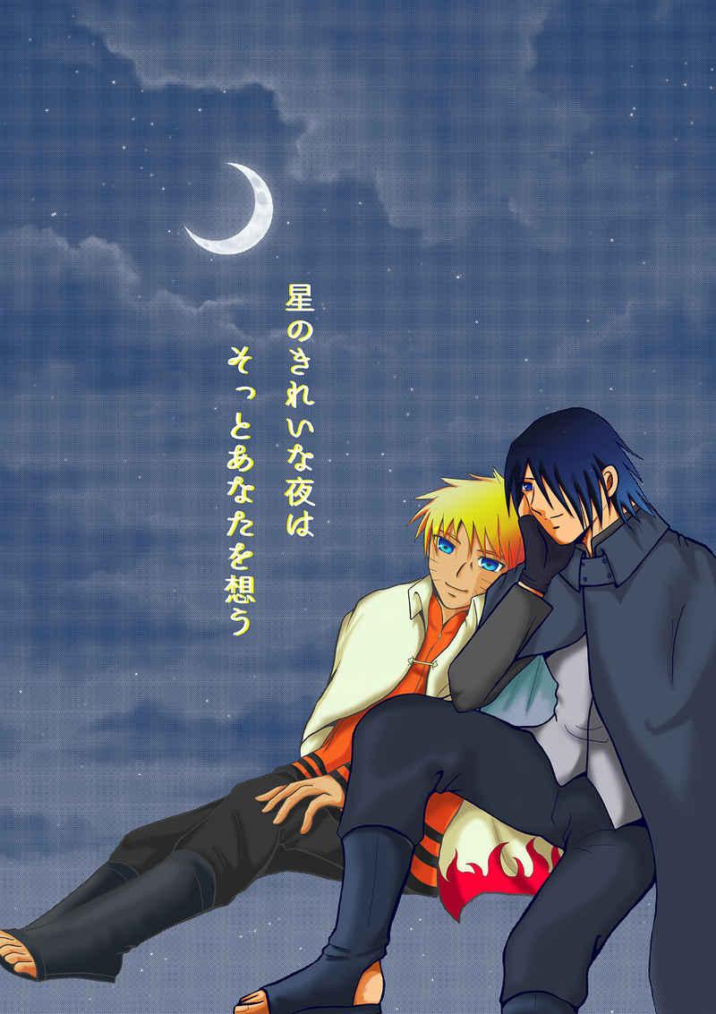 星のきれいな夜はそっとあなたを思う [虹彩異色(飛鷹 みん)] NARUTO