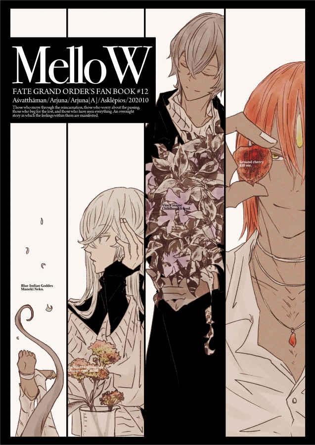 MELLOW [TOKIMOOON(等々力トキオ)] Fate/Grand Order