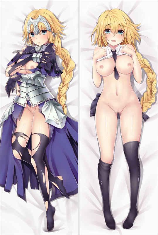 Fate /Apocrypha -R18ルーラー ジャンヌ ダルク-抱き枕カバー【0677】 [eb(麦芽堂)] Fate