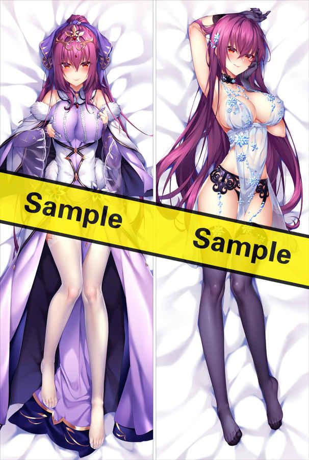 Fate/Grand Order +スカサハ 抱き枕カバー【0828】 [eb(麦芽堂)] Fate/Grand Order