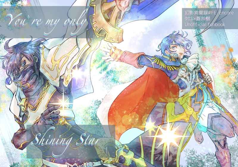 You're my only shining star [海とピンク(アクア区)] 幻影異聞録♯FE