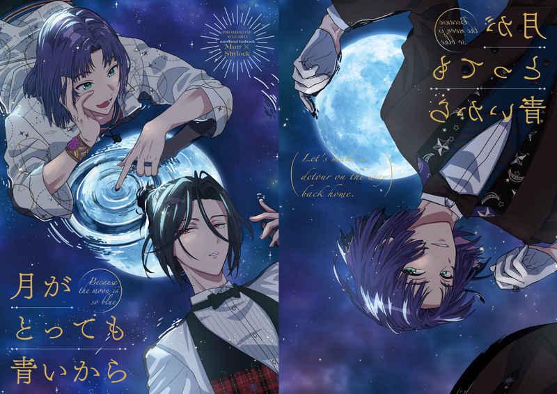 月がとっても青いから [hnnen(おぼろ)] 魔法使いの約束