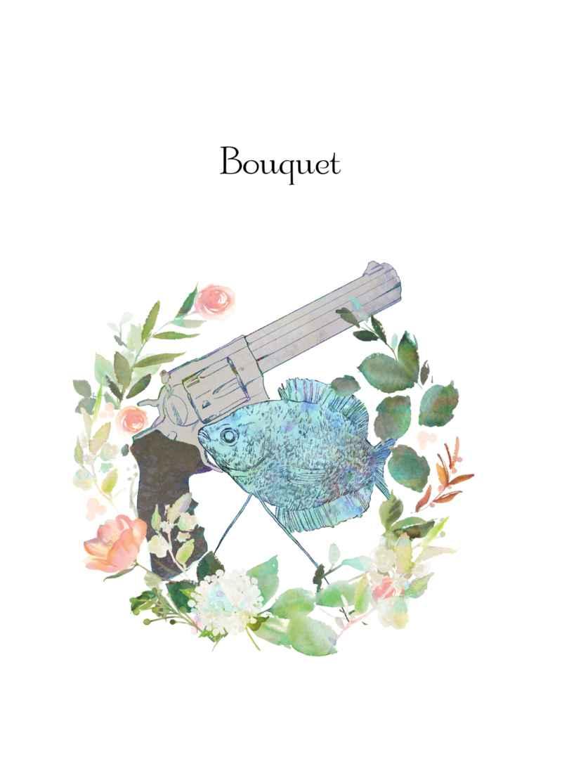 Bouquet [ちどりズむ。(ちどり)] デトロイト ビカム ヒューマン