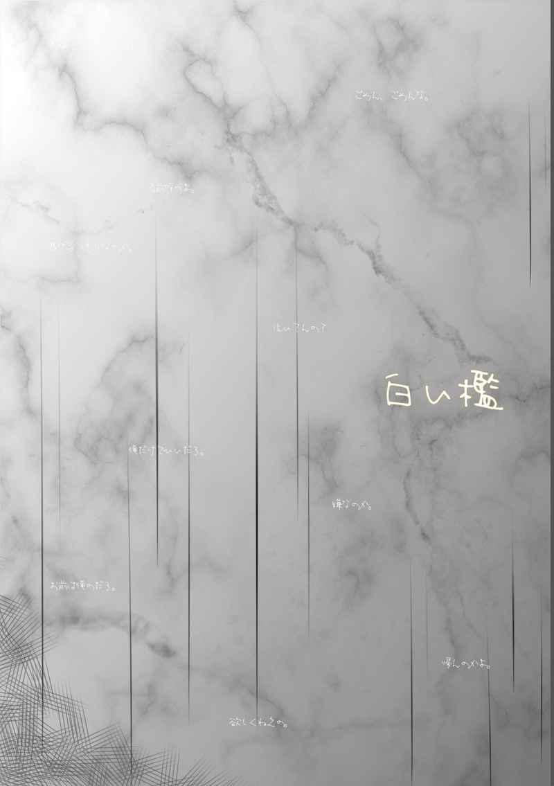 白い檻 [モブおじ亭(もきちりりっく)] ヒプノシスマイク